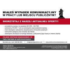 Polskie Centrum Odszkodowań- Twój partner w każdym wypadku